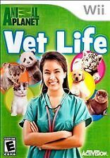 Animal Planet: Vet Life (Nintendo Wii, 2009) Preowned See Des