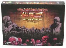 The Walking Dead MGWD204 Walker Paint Set (Acrylic Paints Brush Walkers) Mantic