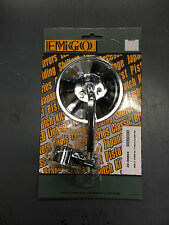 "4"" MIRROR WITH 4"" STEM CLAMP ON"