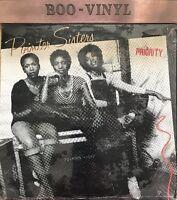 Pointer Sisters – Priority – K52161 – LP Vinyl Record Ex+ Con