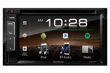 "Kenwood 6.2"" 2-Din In-Dash DVD Monitor Bluetooth Receiver Sirius/MP3/WMA"