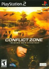 Conflict Zone - Playstation 2 Game Complete