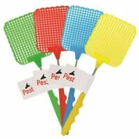 EXTENDABLE FLY SWATTER TELESCOPIC INSECT SWAT BUG MOSQUITO WASP KILLER HOUSE