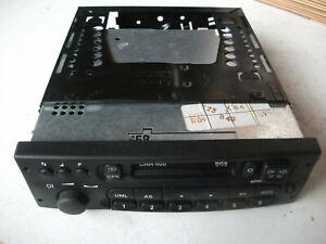 Philips Car 400 Autoradio Cassettenradio mit Einbaurahmen
