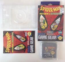 Spider-Man: Return of the Sinister Six (Sega Game Gear, 1993)