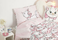 DISNEY MARIE THE CAT ARISTOCATS Duvet Cover Bed Set Primark SINGLE DOUBLE THROW