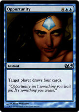 Opportunity from Magic the Gathering Magic 2014 Set in NearMint - Mint Condition