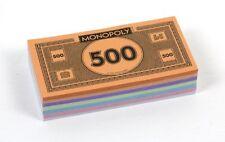 Genuine Hasbro Monopoly Pretend Play Money Refill 28852