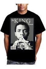 Black Panther RIP Chadwick Boseman Wakanda forever memories shirt.(S-3XL)