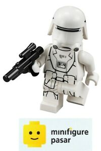 sw701 Lego Star Wars 75126 Episode 7 - First Order Snowtrooper Minifigure - New