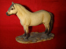 BORDER FINE ARTS HIGHLAND PONY FIGURINE JUDY BOYT BFA SCOTLAND SIGNED