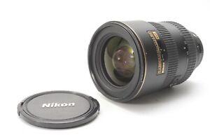 Nikon Nikkor AF-S 17-55mm F/2.8 G ED-IF DX Lens - With Front and Rear Lens Caps