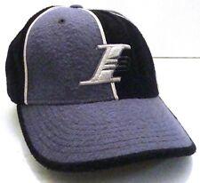 ALLEN IVERSON The Answer REEBOK Hat Cap Wool Blend Size 7 3/4 Black/Gray VGUC