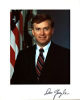 Dan Quayle Picture Signed 8x10 Photo READ Autographed Vice President George Bush