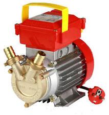 Pompa elettrica elettropompa travaso Rover ottone vino acqua gasolio 0,5 HP 20 V