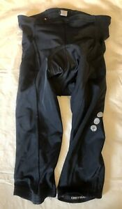 Castelli for Women Perfect Cycling Knickers Cool Weather Sz M Black