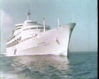 "SS CANBERRA 1960 DVD,""A Great Ship""Orient Steam Navigation Company,P&O"