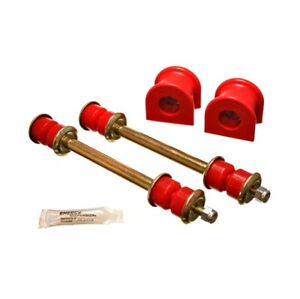 Energy Suspension 4.5156R Sway Bar Bushing Set 27mm For 01-10 Mazda B2300 NEW
