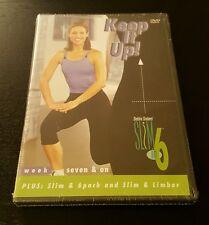 Debbie Siebers' Slim In 6: Keep It Up - Week 7 & On (DVD) Beachbody exercise NEW