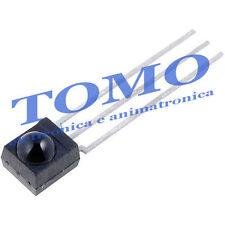 TSOP34838 Ricevitore infrarossi integrato 38KHz, ARDUINO,sensore,THT