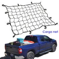 CARGO NET FOR UTE TRAILER TRUCK CAR ROOF RACK 12 HOOK 120x90CM HEAVY DUTY