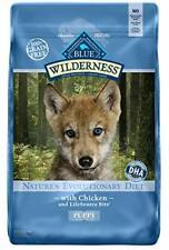 Blue Buffalo Wilderness Puppy Grain Free Chicken Dry Food