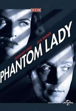 Phantom Lady (Elisha Cook, Jr.) - Region Free DVD - Sealed