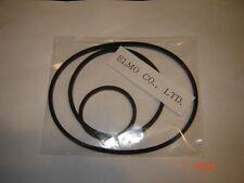 Elmo ST-1200HD Belt Set Super 8 Sound Projector 3 Belt Set Motor & Reel New