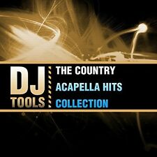 Dj Tools - Country Acapella Hits Collection [New CD] Manufactured On Demand