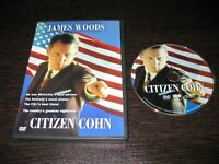 James Woods Citizen Cohn DVD Joe Don Baker Joseph Bologna Ed Flanders