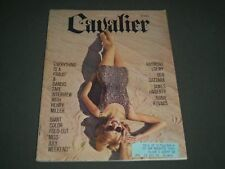 1963 JULY CAVALIER MAGAZINE - COLOR FOLD-OUT- GREAT COVER - SP 6000