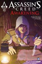 ASSASSINS CREED #2 AWAKENING COVER B OIWA  1ST PRINT UBISOFT TITAN