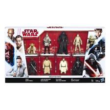 Star Wars-era de la fuerza 8-Pack De Figuras De Acción Hasbro Disney-Nuevo