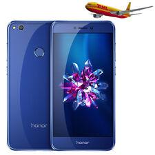 Blau, Huawei Honor 8 Lite, Smartphone, 32 GB, 5.2 Zoll, Dual SIM, Octa Core
