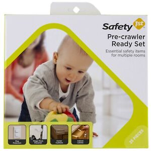 NEW Safety 1st Pre-Crawler Ready Set, 35 Safeguard Pieces, Baby Toddler