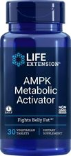 Life Extension AMPK Metabolic Activator 30 Vegetarian Tablets