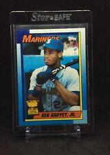 KEN GRIFFEY JR, 1990 Topps #336 All Star Rookie Seattle Mariners (HOF)