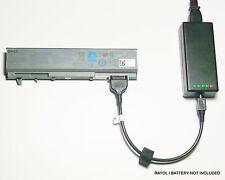 External Laptop Battery Charger for Dell Latitude E6400 E6500, PT434 PT437 KY477