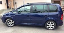 VW Touran 1.9 DSG + Automatik + Klima + Sitzheizung + Scheckheft + PDC +Tempomat