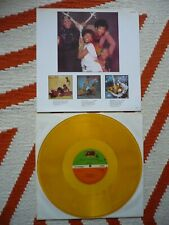 "Boney M Painter Man 12"" Yellow Vinyl UK 1978 1st Press Atlantic Single EXC"