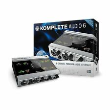 Native Instrument Komplete Audio 6 USB Audio Interface SPARES OR REPAIR