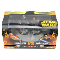 Star Wars Revenge of the Sith Battle Arena - Count Dooku Vs. Anakin Skywalker