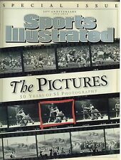 2004 Special Issue of Sports Illustrated 50 Years of SI Photography