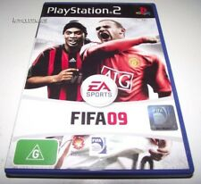 FIFA 09 PS2 PAL *Complete* Free Post