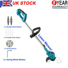More details for for makita dur181z 18v lxt cordless grass line trimmer strimmer cutter body only