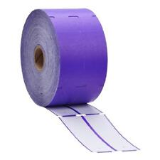 Violet Direct Thermal Consignment Style Tags, New, Free Shipping