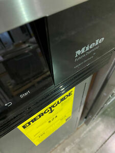NEW Miele G6935SCi Clean Touch Steel Integrated Dishwasher, Panel Ready $2899