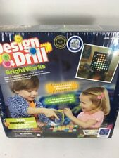 Educational Insights Design & Drill BrightWorks Best Toy Award Gold Seal *NEW*
