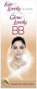 Fair & Lovely BB Face Cream Glowing Skin cream Lightening cream 40g X 8