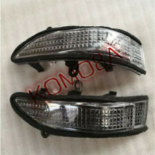 Pair Side Mirror Turn Signal Light Lamp For Subaru Forester Outback Legacy Tribe